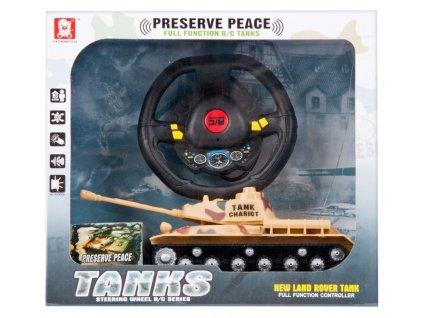 Dálkově ovládaný tank MEGA CREATIVE 459920 Dálkově ovládaný tank MEGA CREATIVE 459920