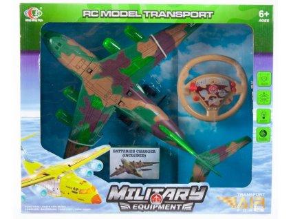Vojenské dálkově ovládané letadlo MEGA CREATICE 460 159 Vojenské dálkově ovládané letadlo MEGA CREATICE 460 159