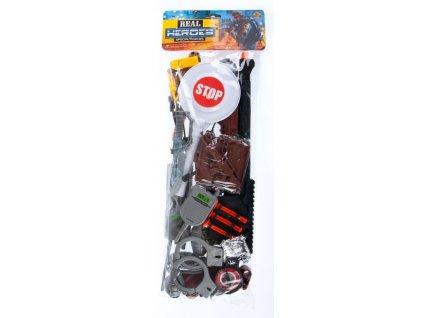 Policejní souprava Lollipop MEGA CREATIVE 463239 Policejní souprava Lollipop MEGA CREATIVE 463239