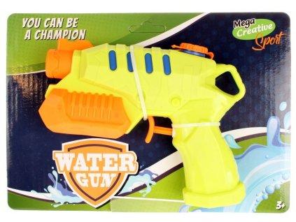 Vodní pistole MEGA CREATIVE 470009 Vodní pistole MEGA CREATIVE 470009