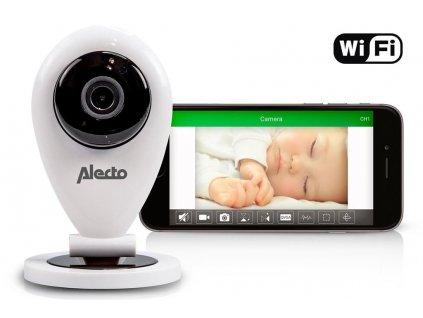 Wi-fi dětská chůvička - kamera (DVC-105IP) Wi-fi dětská chůvička - kamera (DVC-105IP)