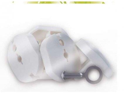 bezpečnostní ochrana do zásuvek s klíčkem (5 ks v balení) A9000 bezpečnostní ochrana do zásuvek s klíčkem (5 ks v balení) A9000