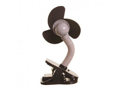 DREAMBABY Ventilátor na kočárek FAN Black