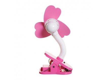 DREAMBABY Ventilátor na kočárek FAN Pink