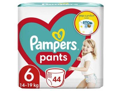 Kalhotky plenkové ActivePants 6 EXTRA LARGE 16+kg 44ks Pampers
