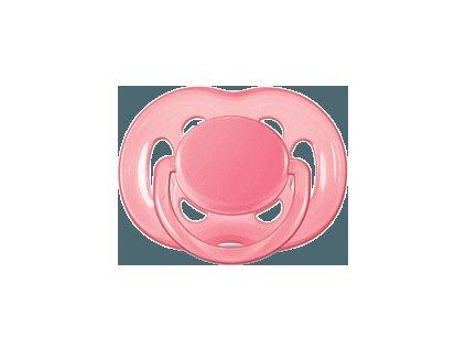 Philips AVENT Šidítko Sensitive 6-18m, 1 ks růžové