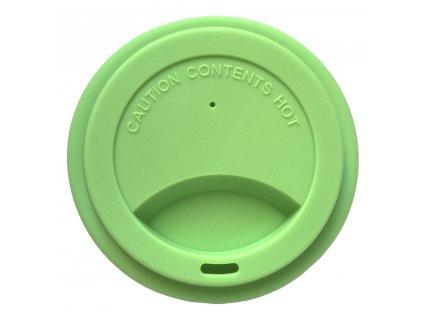 Jack N'Jill víčko na pohárek zelené