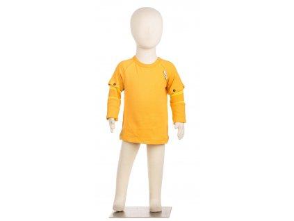 MM ECO 16 tričko biobavlna Lemon Pie