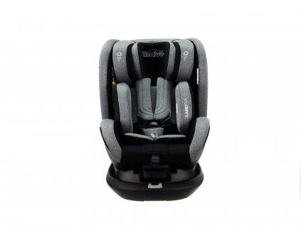 Asalvo CAREFIX i-size autosedačka 40-135 grey