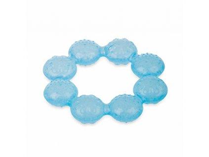 NUBY Kousátko chladící IcyBite 3m + modrá