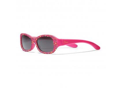 CHICCO Brýle sluneční dívka růžové 12 m+