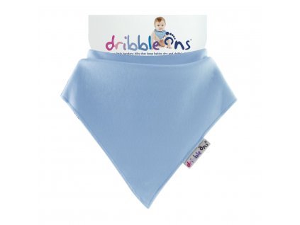 Dribble Ons Classic Baby Blue