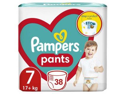 Kalhotky plenkové ActivePants 6 EXTRA LARGE 16+kg 40ks Pampers