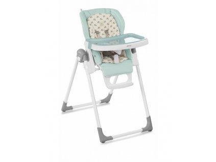 JANÉ Židlička jídelní Mila Polipiel Forest Green