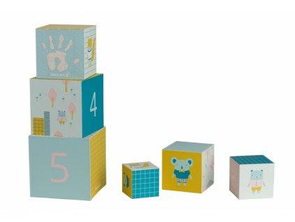 Stohovací kostky Activity Cubes