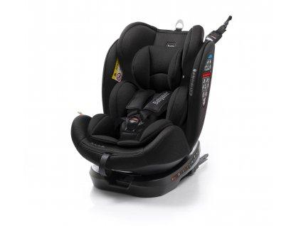 BabyAuto BIRO DFIX 0123 0-36kg 360° black