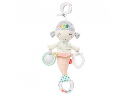Aktivity hračka mořská panna