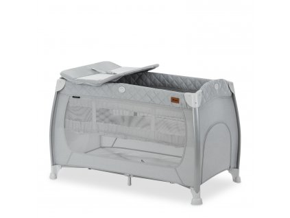 Play N Relax Center Quilted Grey