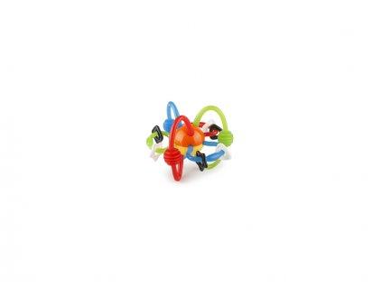 Kousátko míček s hadičkami