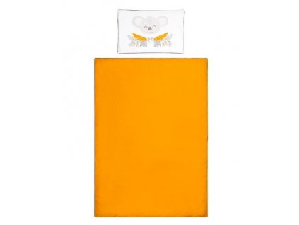KLUPS Prádlo ložní 2-dílné Tropic 135x100 60x40 cm