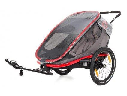 OUTBACK Rain Cover DOUBLE - pláštěnka pro dvoumístný vozík