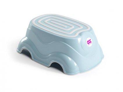 Schůdek univerzální Herbie světle modrá 55
