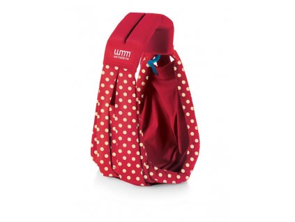 Nosič Soohu Sling Polka Red Special Edition