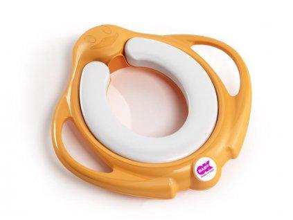 Redukce na WC Pinguo oranžová 45