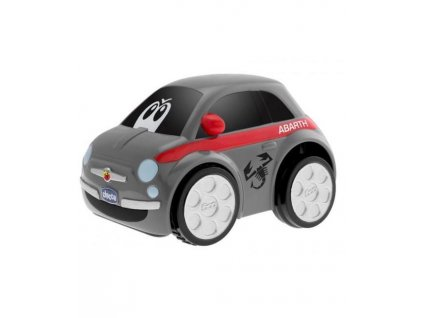 Hračka autíčko Turbo Touch - FIAT 500 ABARTH