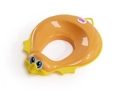 Redukce na WC Ducka oranžová 45