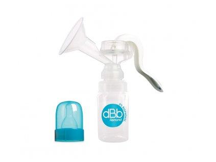 dBb Remond dBb Ruční odsávačka mléka, s lahvičkou 120ml