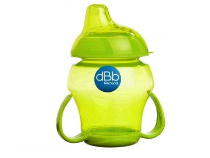 dBb Remond dBb Baby pohárek, 250 ml, zelená