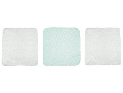 Bebe-Jou Bambusová mušelínová plenka 70x70 cm Set 3ks Confetti party