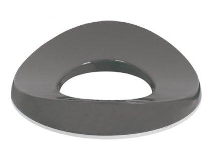 WC sedátko Luma Dark Grey