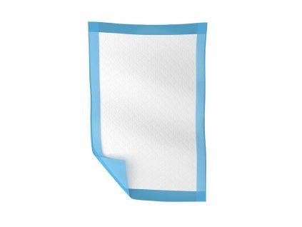 Jednorazová podložka Akuku 60x90 - 5ks modrá