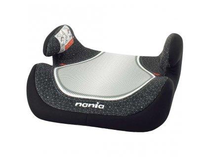 Autosedačka-podsedák Nania Topo Comfort Skyline 2017 black