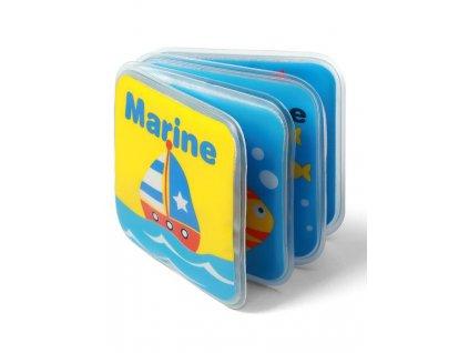 Detská pískacia knižka Baby Ono Marina