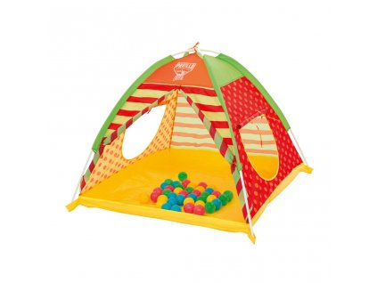 Detský stan na hranie  Bestway s loptičkami