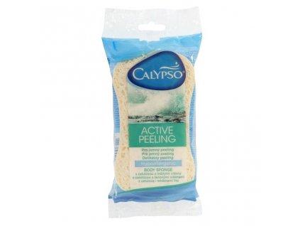 Kúpeľová huba Active peeling Calypso