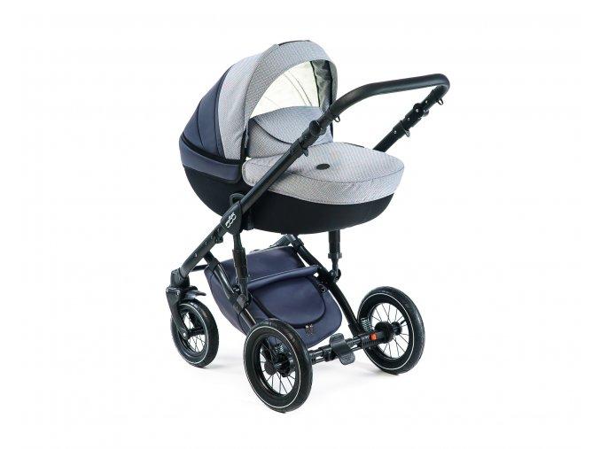 MAX500JACQUARDBLUEBERRY1 www.Baby Merci.sk