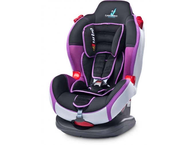 Autosedačka CARETERO SPORT TURBO purple 2015