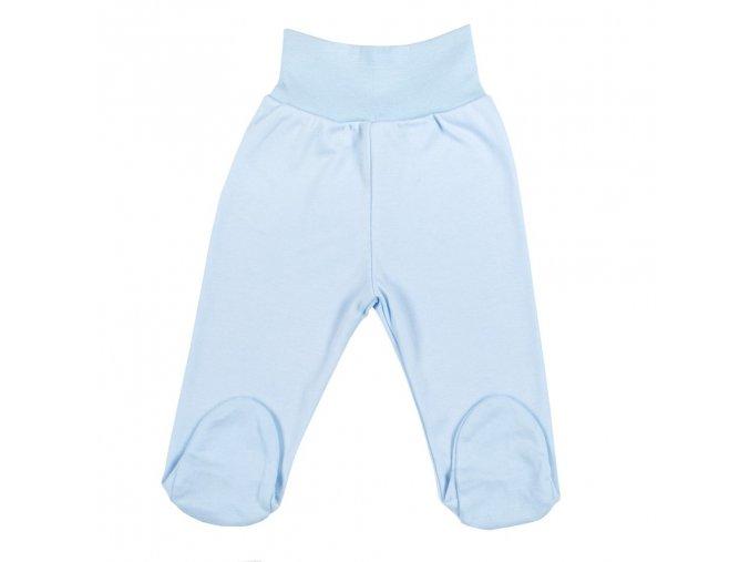Dojčenské polodupačky New Baby modré