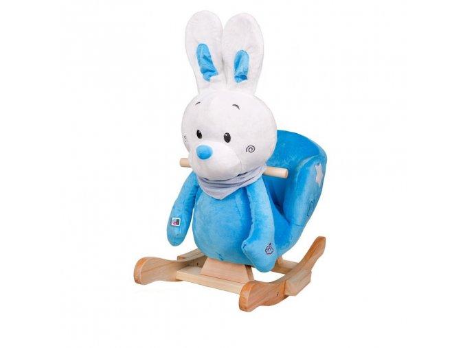 Hojdacia hračka s melódiou PlayTo králiček modrá