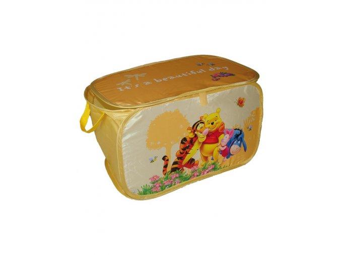 Praktický úložný box do detskej izbičky Disney Medvedík Pú