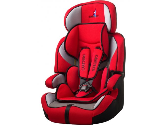 Autosedačka CARETERO Falcon Red 2016