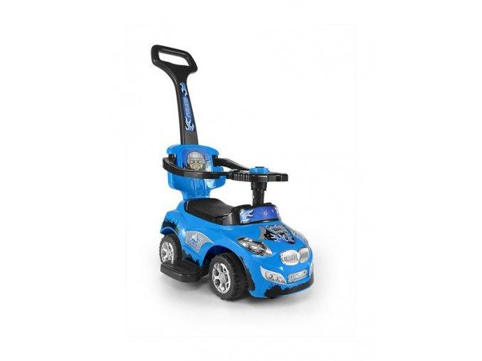 Detské vozítko 2v1 Milly Mally Happy Blue