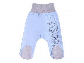 Dojčenské polodupačky New Baby Kamaráti modré