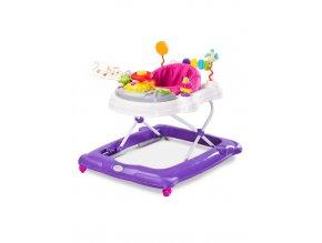 Detské chodítko Toyz Stepp purple (poškodený obal)