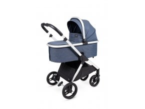 Insevio Dolphin Ocean Blue Carry Cot 1
