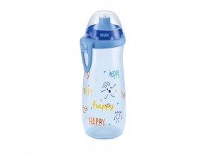 Detská fľaša NUK Sports Cup 450 ml chlapec